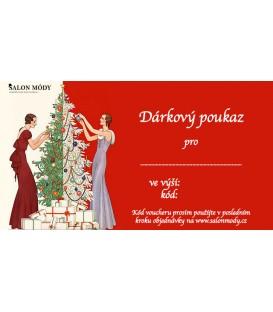 Vánoční dárkový voucher