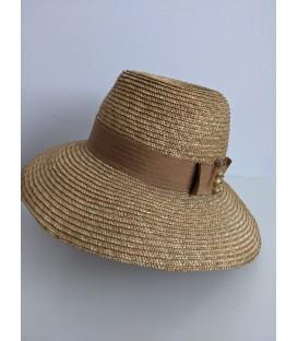 Dámský slaměný klobouk